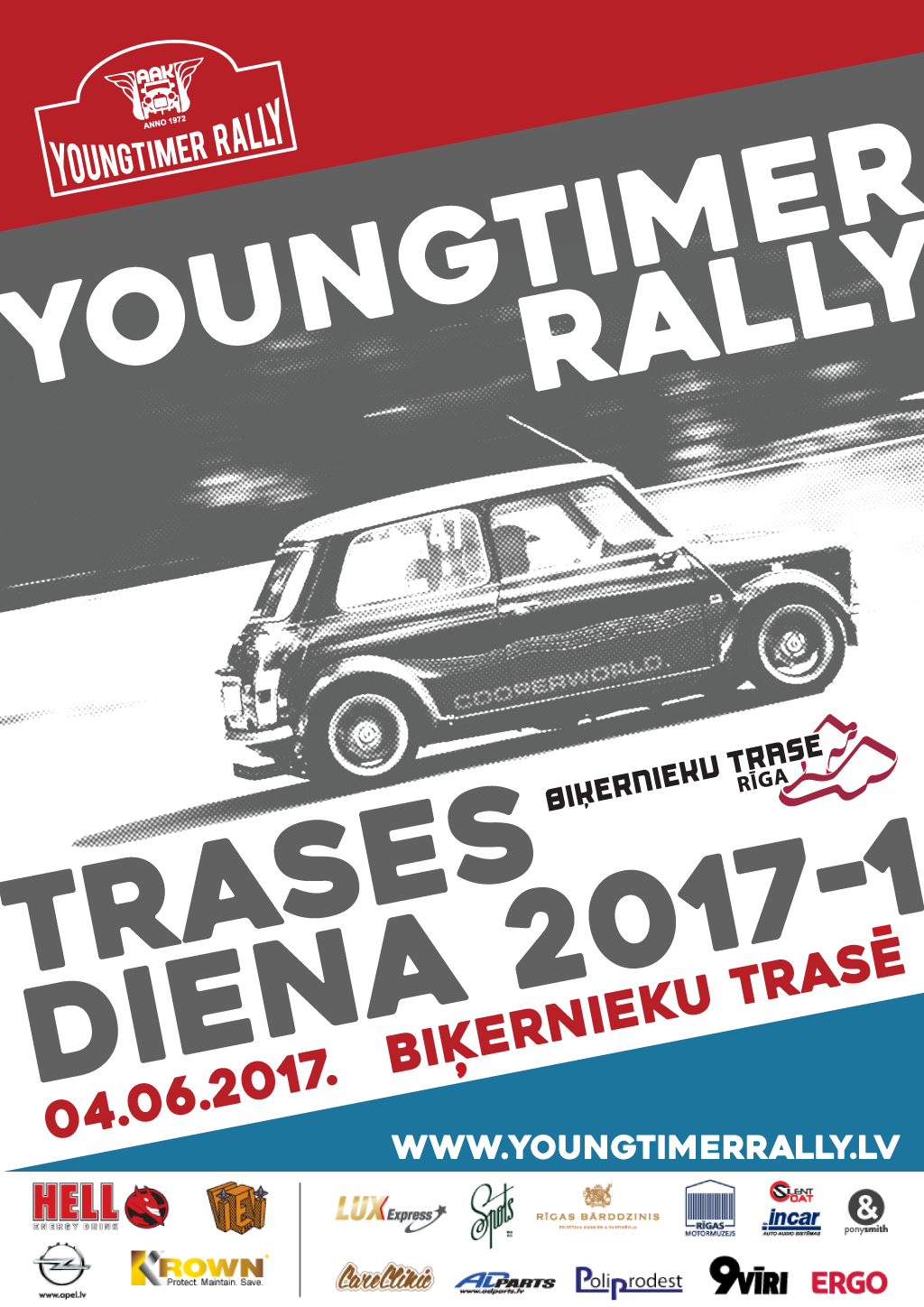 Youngtimer Rally Trases Diena 2017-1