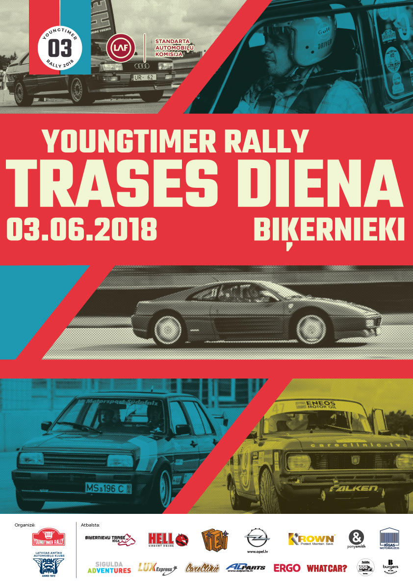 Youngtimer Rally Trases Diena 2018-1