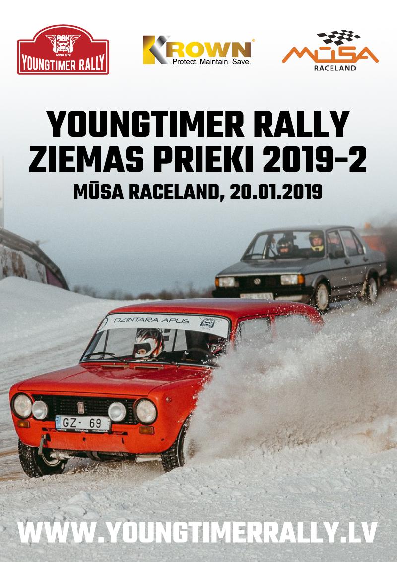Youngtimer Rally Ziemas Prieki 2019-2
