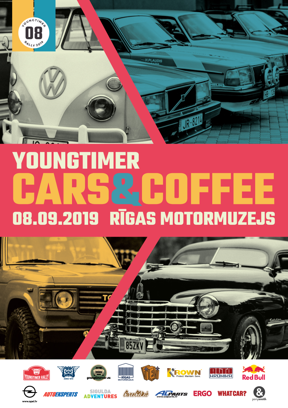 Youngtimer Coffeetime 2019-2