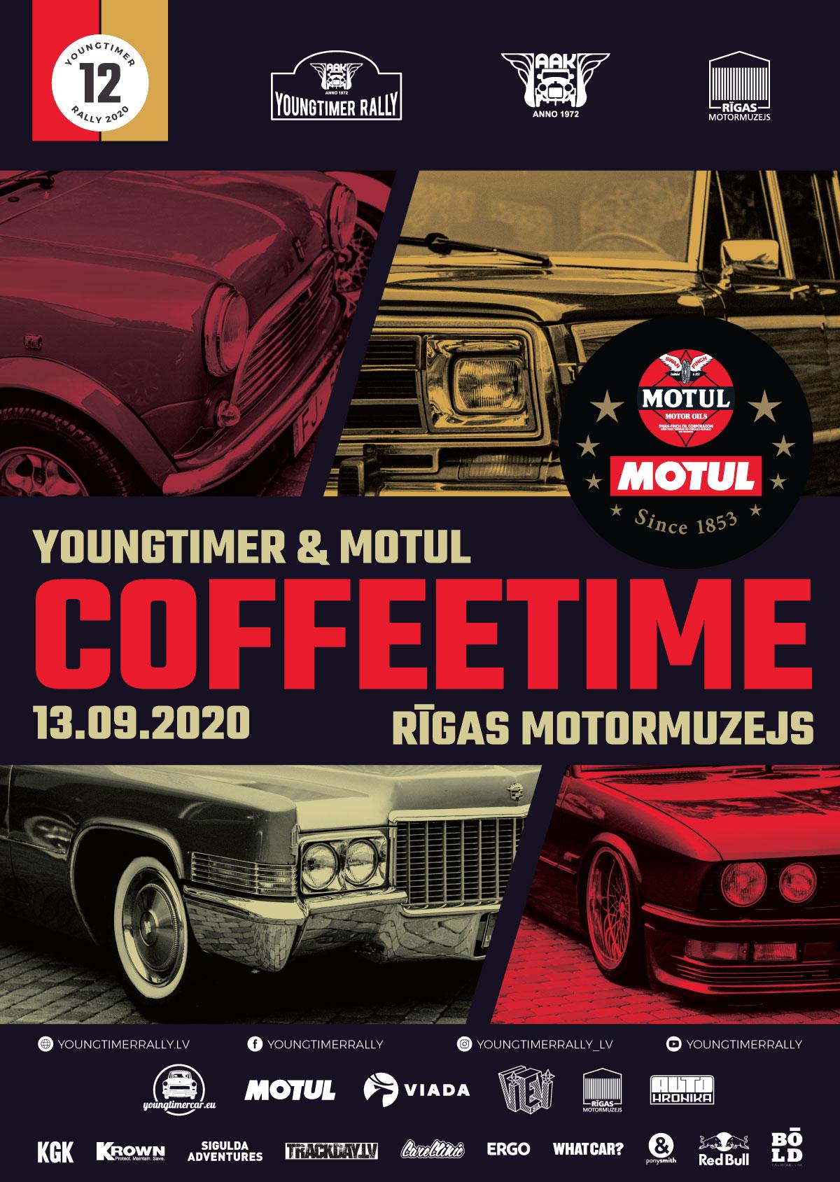 Youngtimer & Motul Coffeetime 2020
